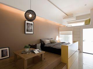 禾光室內裝修設計 ─ Her Guang Design Scandinavian style bedroom