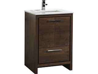 DOLCE FREESTANDING BATHROOM VANITY KubeBath BathroomStorage