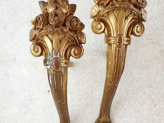 Maisondora Vintage Living Ramen & deurenGordijnroedes & accessoires Koper / Brons / Messing Amber / Goud
