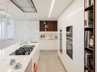 FABRI Modern style kitchen White