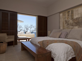 Mayúscula Arquitectos Tropische slaapkamers