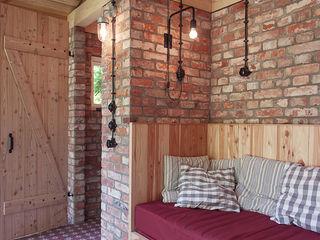 Lena Klanten Architektin Garden Shed Bricks