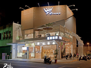 Zendo 深度空間設計 Restaurantes