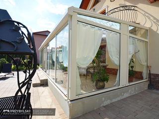P.W. Przybylski Classic style conservatory Aluminium/Zinc