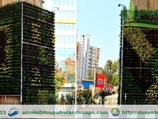 Vertical Garden Jakarta Dua Putra Landscape Taman Modern