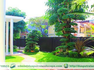 Tukang Taman Jakarta Barat Dua Putra Landscape Halaman depan