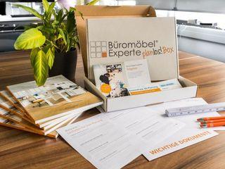Innovative Methode für Büroeinrichtung Büromöbel-Experte Moderne Arbeitszimmer