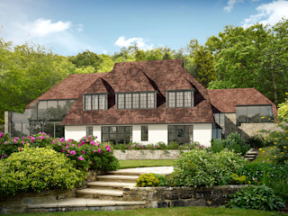 Extensions & Reconfiguration for a 1920s Country Home ArchitectureLIVE