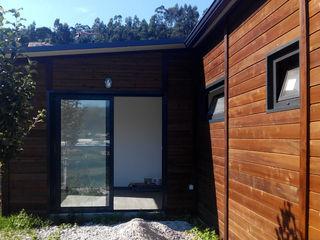 Discovercasa | Casas de Madeira & Modulares 조립식 주택 우드 갈색