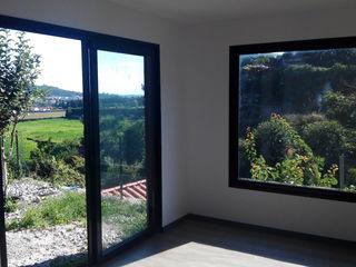 Discovercasa | Casas de Madeira & Modulares 목조 주택 솔리드 우드 갈색