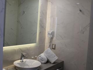 MONTAUDON INTERIORISMO Hotel moderni