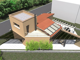 Architetti Baggio Einfamilienhaus