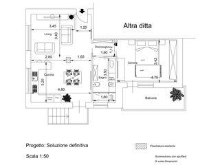 Progetto San Mauro Torinese (TO) Santoro Design Render