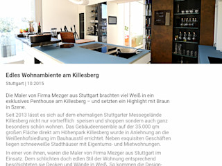 luanna design Moderne muren & vloeren