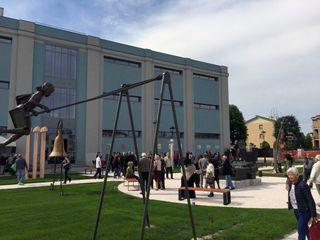 Ampliamento Museo Magi'900 Studio Paoletti Musei in stile industrial