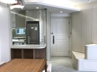 Nelson W Design Built-in kitchens