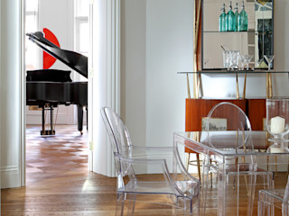 Magri Parquet Classic style dining room