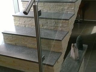 Rebello Pedras Decorativas Escaleras Piedra Blanco