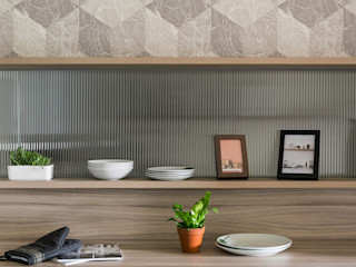 達譽設計 Dining roomCrockery & glassware Glass