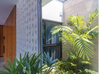 ZAAV Arquitetura Jardin moderne