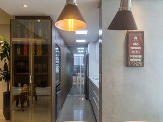 ZAAV Arquitetura Vestíbulos, pasillos y escalerasAccesorios y decoración
