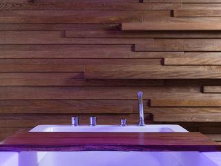 Daniel Cota Arquitectura   Despacho de arquitectos   Cancún Modern Spa Wood Wood effect