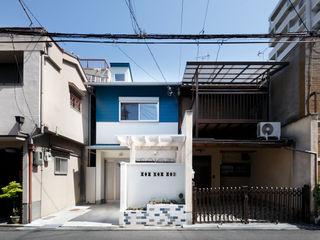 一級建築士事務所アトリエm منازل Blue