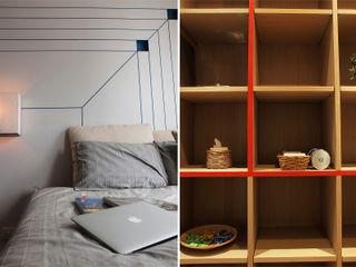 Pilaster Studio Design Modern style bedroom