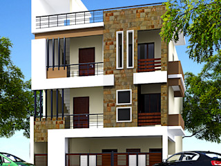 Suraj House Klass Designers and Contractors Modern Houses