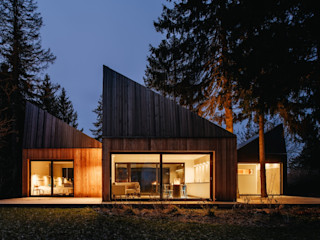 Baltic Design Shop Single family home Wood Brown