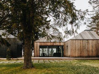 Baltic Design Shop Scandinavian style houses Wood Brown