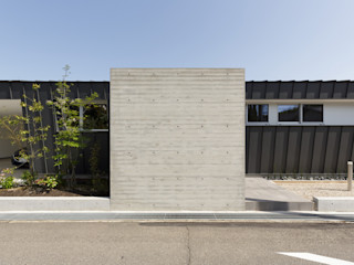 toki Architect design office 木屋 水泥 Grey