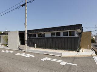 toki Architect design office 木屋 金屬 Grey