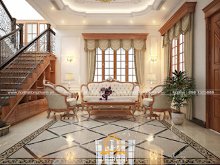 Nội thất Long Thành Living room Wood effect