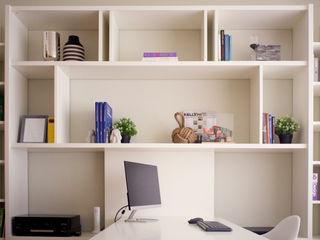 411 - Design e Arquitectura de Interiores Навчання/офісШафи і стелажі
