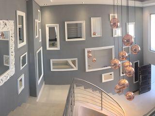 House of Gargoyle 玄關、走廊與階梯配件與裝飾品 銅/青銅/黃銅 Grey