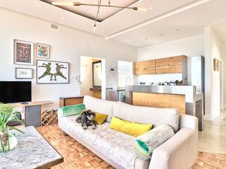 Sea Point Apartment Studio Do Cabo Living room