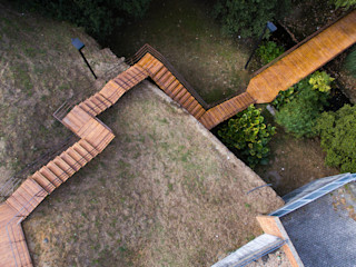 Banema S.A. Musei moderni Legno Effetto legno