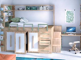 cinius s.r.l. BedroomBeds & headboards