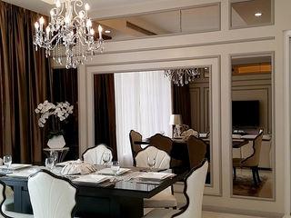 Norm designhaus Ruang Makan Klasik