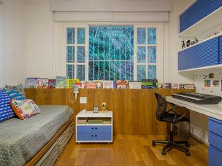 Raquel Junqueira Arquitetura Kinderzimmer Junge