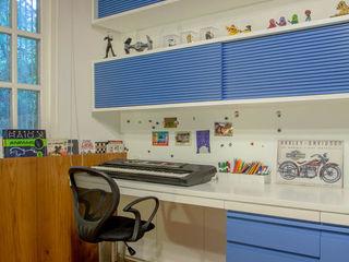 Raquel Junqueira Arquitetura Moderne Kinderzimmer