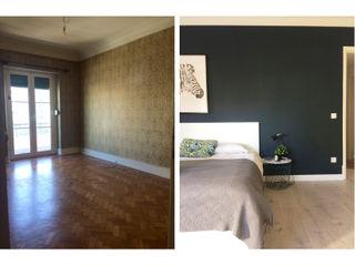 CSR Modern style bedroom