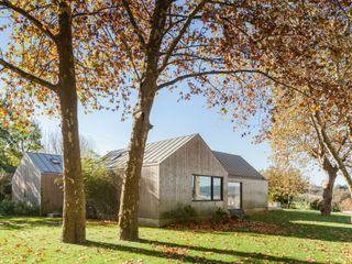 Banema S.A. Casa di legno Legno Effetto legno