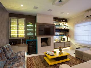 INOVA Arquitetura Modern Living Room