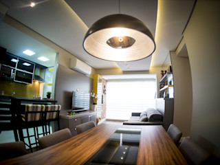 INOVA Arquitetura Modern Dining Room