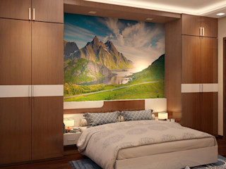 Nature in My Life BedroomBeds & headboards