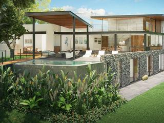 DELTA Single family home Concrete Grey