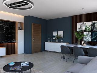 Dündar Design - Mimari Görselleştirme Salas de estilo moderno