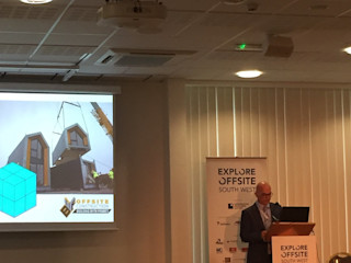 Stephen Boyd - Guest Speaker - Explore Offsite Building With Frames Prefabricated home Wood